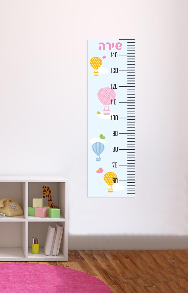 מדבקה לעיצוב חדר ילדים